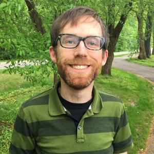 Photo of Matthew Bertrand