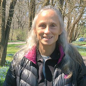Sally PEtrella, Volunteer Monitoring Program Manager