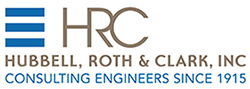 HRC Hubbell, Roth & Clark logo