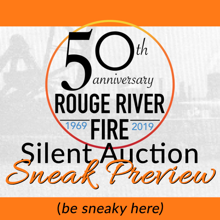 Burn Anniversary Silent Auction promo image
