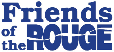 Friends of the Rouge logo - stacked