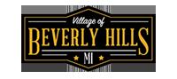 Village of Beverly Hills MI logo