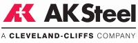 AK Steel a Cleveland-Cliffs Company logo