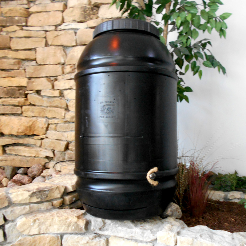 UPCYCLE Stationary Composter
