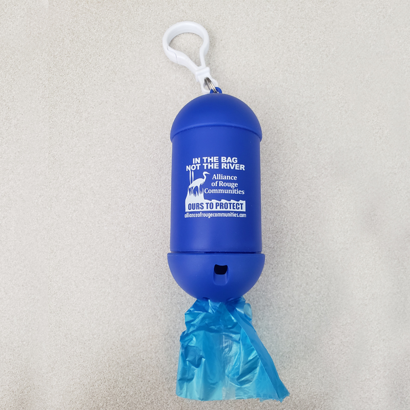 Rouge Pet Waste Keychain (free with any purchase)