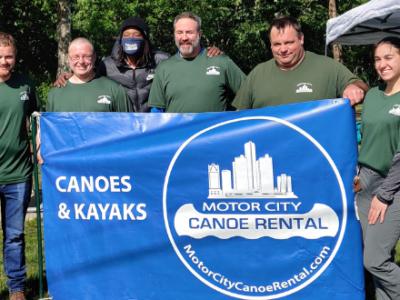 Motor City Canoe Rental