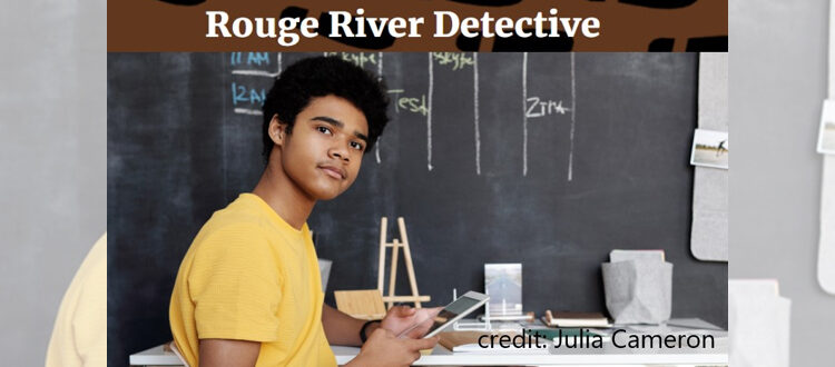 Rouge Student detective