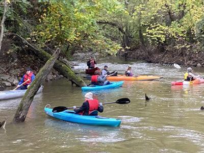 Fall Paddle Trip 2021